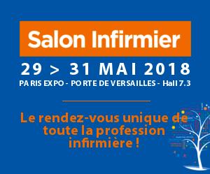 Salon Infirmier Banner