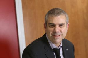 Patrick Chamboredon, membre du comité du Salon Infirmier et des JNIL