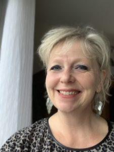 GRANGE Christine, membre du comité du Salon Infirmier et des JNIL