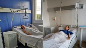 Chambre des erreurs, salon infirmier 2020